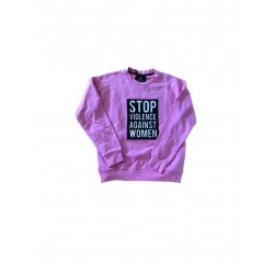 SHOP ART - Felpa Stop Violence