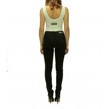 SHOP ART - Body bianco Game Over