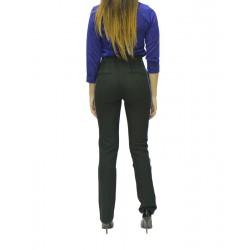 SHOP ART - Pantalone Con Bande Blu