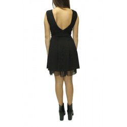 YNOT - Mini Dress Ricamato