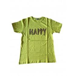 SHOP ART - T-shirt Happy Lime
