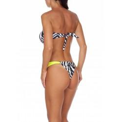ME FUI - Bikini Fascia A Cuore E Slip Regolabile Lingerie