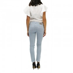 SHIKI - Jeans Righe