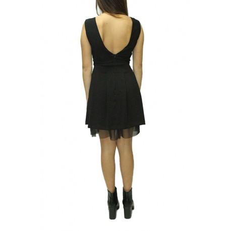 YNOT - Mini Dress Ricamato
